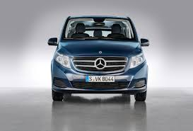 limited edition mercedes mercedes v class gets rise and limited edition versions