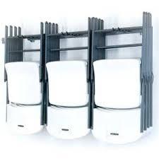 garage table and chairs folding chair storage rack garage organizer mb 23 monkey bar