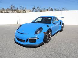 porsche voodoo blue used 2016 porsche 911 for sale scottsdale az vin