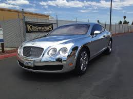 chrome bentley car wraps van wraps bus wraps trailor wraps bike wraps wall