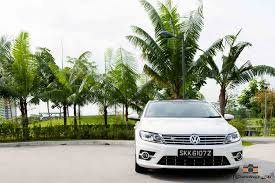 volkswagen singapore review behind the wheels of the volkswagen cc r line a