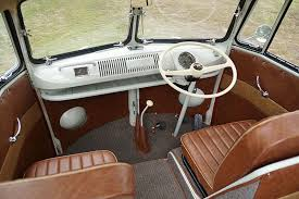 volkswagen van interior sold volkswagen kombi u002723 window u0027 samba bus rhd auctions lot