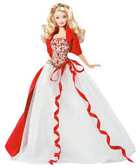 amazon barbie collector 2010 holiday doll toys u0026 games