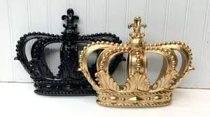 crown decor wall crown decor gold nursery crib canopy like this item kirklands