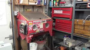 sandblast cabinet tip small hardware youtube