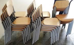 sedie scolastiche arredi scolastici un emergenza divenuta normalita cambiamo