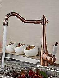 antique brass kitchen faucet antique brass kitchen faucet lightinthebox com