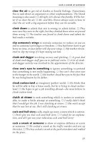 idioms dictionary in pdf for free