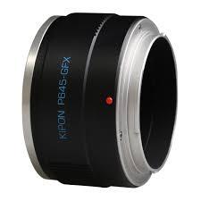 kipon adapter for pentax 645 lens to fuji fujifilm g mount gfx 50s