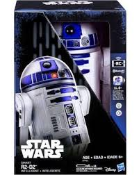 amazon star wars smart app enabled r2 d2 remote control robot