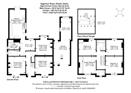 house plan 45 8 62 4 4 bed property for sale in egginton road etwall derby