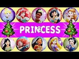 25 disney princesses countdown to ariel mulan merida