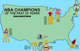 nba divisions map 20 maps that explain the nba sbnation com