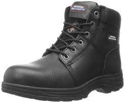Skechers Comfort Construction Amazon Com Skechers For Work Men U0027s 77009 Workshire Relaxed Fit