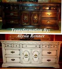 my first big upcycle this dresser was someone u0027s trash i used