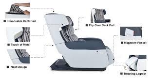 Osim Uastro Zero Gravity Massage Chair Tenive Full Body Zero Gravity Shiatsu Massage Chair Recliner Wheat