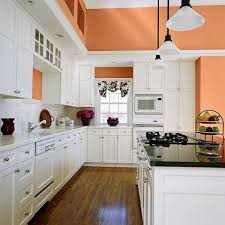 Black Kitchen Cabinets What Color On Wall Best 25 Orange Kitchen Walls Ideas On Pinterest Orange Kitchen