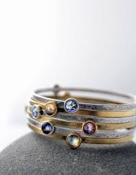 galaxy wedding rings style jewelry magazine