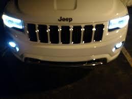 led lights for 2014 jeep grand 2014 with morimoto led conversion fog lights jeepforum com
