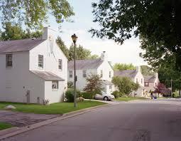 greenbelt towns living new deal
