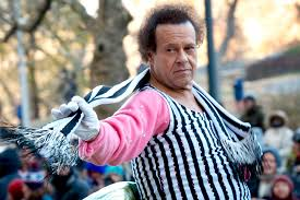 richard simmons hospitalized for severe indigestion issues