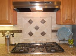 kitchen backsplash marble hexagon tile tumbled stone backsplash