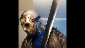 Jason Halloween Costume Jason Voorhees Vs Costume Youtube