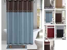 Modern Bathroom Shower Stunning Bathroom Shower Curtains For Modern Bathrooms Spa
