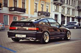 custom honda crx featured ride andrew u0027s 1991 crx stance is everything