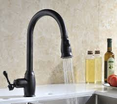Artisan Kitchen Faucets Black Kitchen Faucets Explore Double Handle Deck Mount Kitchen