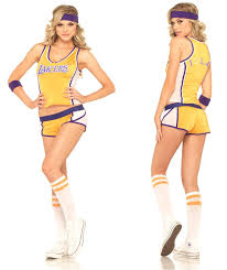 Cheerleader Halloween Costume Girls U003e Women U003e U003e Cheerleaders Crazy Costumes La Casa