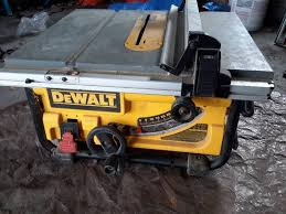 10 In Table Saw Dewalt Table Saw Dw745 Dewalt Dewalt Dt1182 Mitre Saw Table Saw