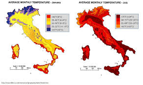 Italy Wine Regions Map by Climate Of Italy Italian Wine Central