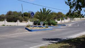 Speed Limit In Blind Intersection Driving In Anguilla