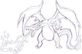 peaceful inspiration ideas pokemon coloring pages mega charizard