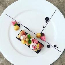 dressage en cuisine 1001 idées comment présenter un assiette dessert individuel