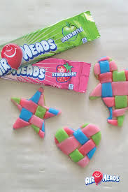airheads candy is a great tool to use when making edible crafts