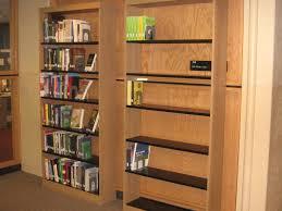 shelves of books home design