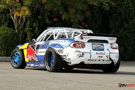 Car Feature Mad Mike Whiddett U0027s Mazda Mx 5 Radbul Drift Car