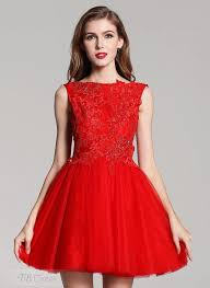 cocktail red mini short party wear dress image images photos