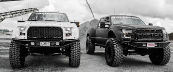 customized truck this canadian built megaraptor is a super fun super sized f 250