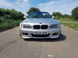 used 2003 bmw e46 m3 00 06 m3 for sale in hertfordshire