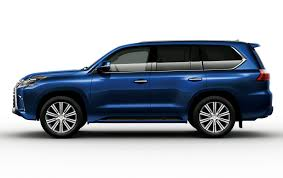 blue lexus 2015 japan gets a facelifted lexus lx 570 as well 34 photos and videos