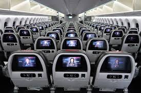 a tour of airlines boeing 787 9 dreamliner