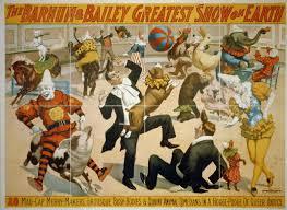 Barnes And Bailey Circus September 3 1909 U2013 Barnum U0026 Bailey Circus Decatur North Pole