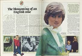 our princess diana in the press article today is from 1981 the