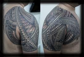 tattoo tribal chest polynesian tribal chest tattoo designspacific tattoos otautahi