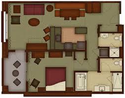 grand californian suites floor plan the villas at disney s grand californian hotel spa dvc rentals
