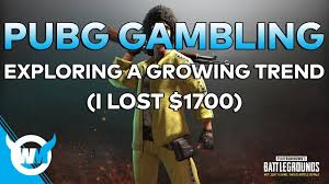 pubg gambling pubg skins gambling it s coming and i lost 1700 opening crates
