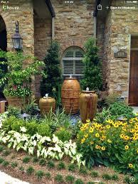 garden fountain design memorial spring valley garden designs by